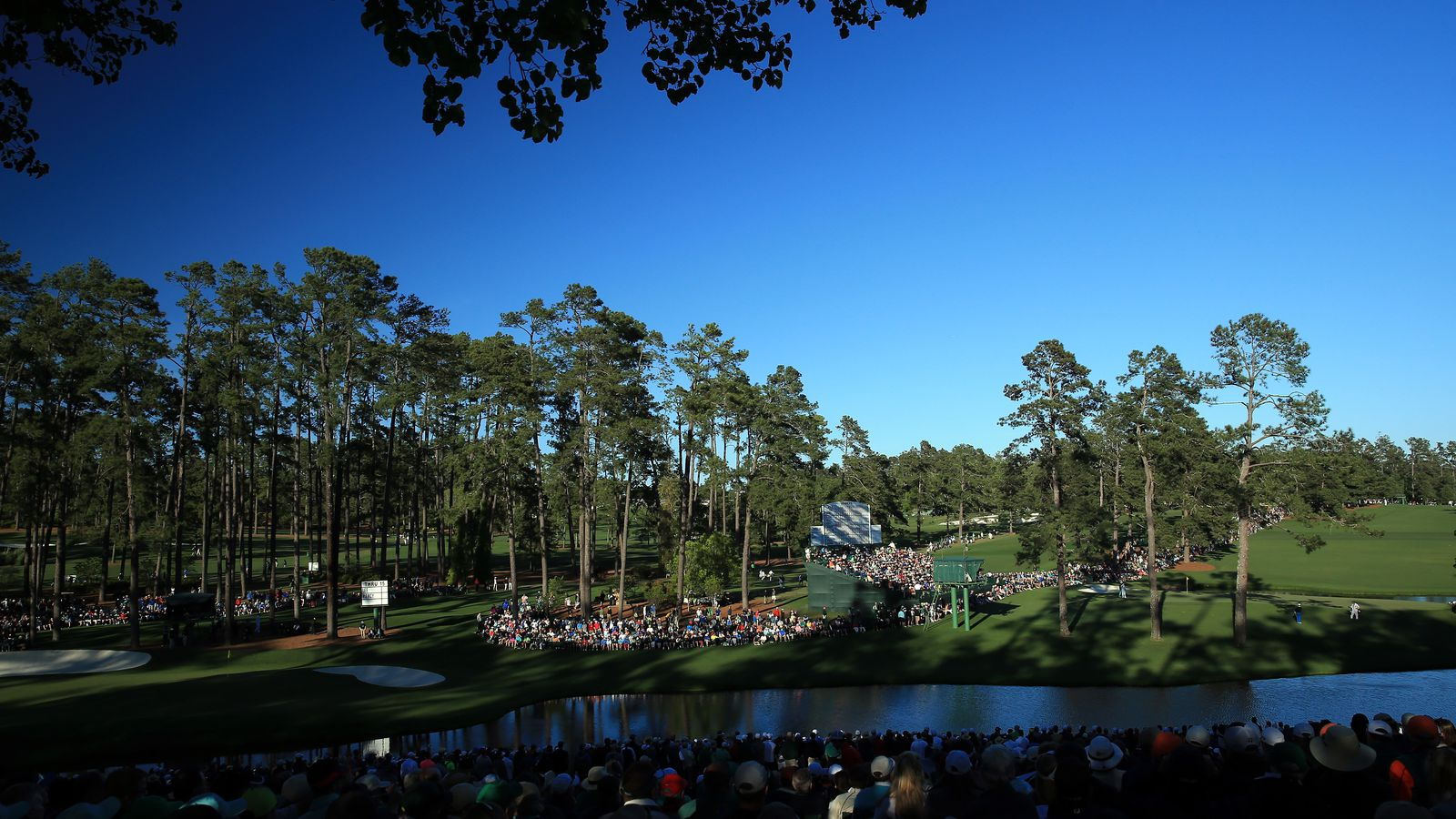 Masters Live Stream 2016 How To Watch Sunday S Round Live