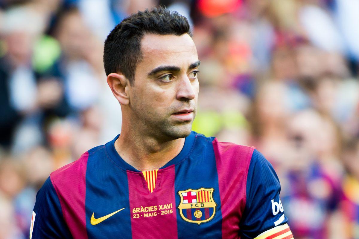 FC Barcelona Legend Xavi Wins First Trophy with Al Sadd Barca