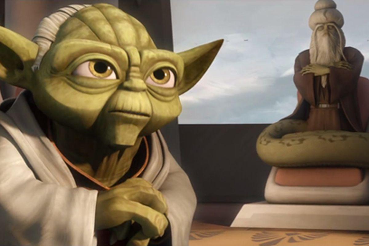 Star Wars: The Clone Wars - The Lost Missions (screencap)