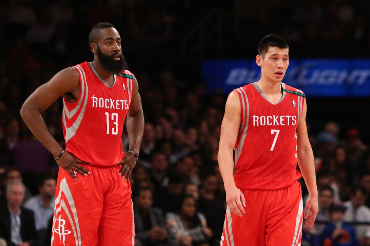 Can james harden and jeremy lin work together for the rockets the debby wong usa today sports m4hsunfo