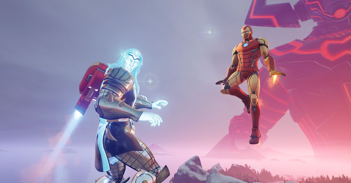Fortnite's new season will kick off with an 'explosive' event