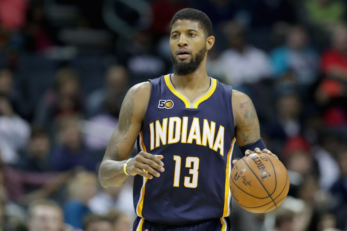 National Basketball Association fines Lakers $500000 for tampering in pursuit of Paul George