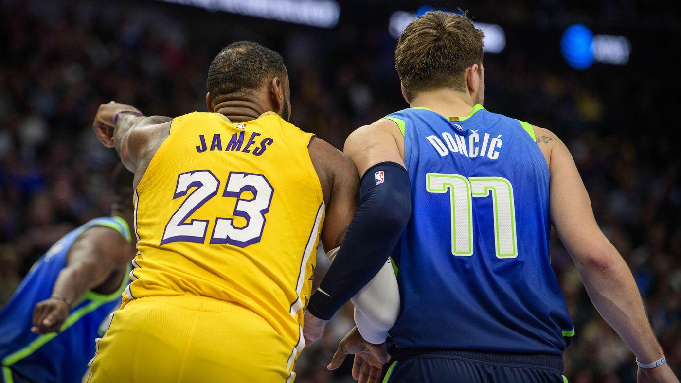 NBA Christmas Day schedule: Lakers vs. Mavericks, Bucks vs. Warriors  highlights slate - DraftKings Nation