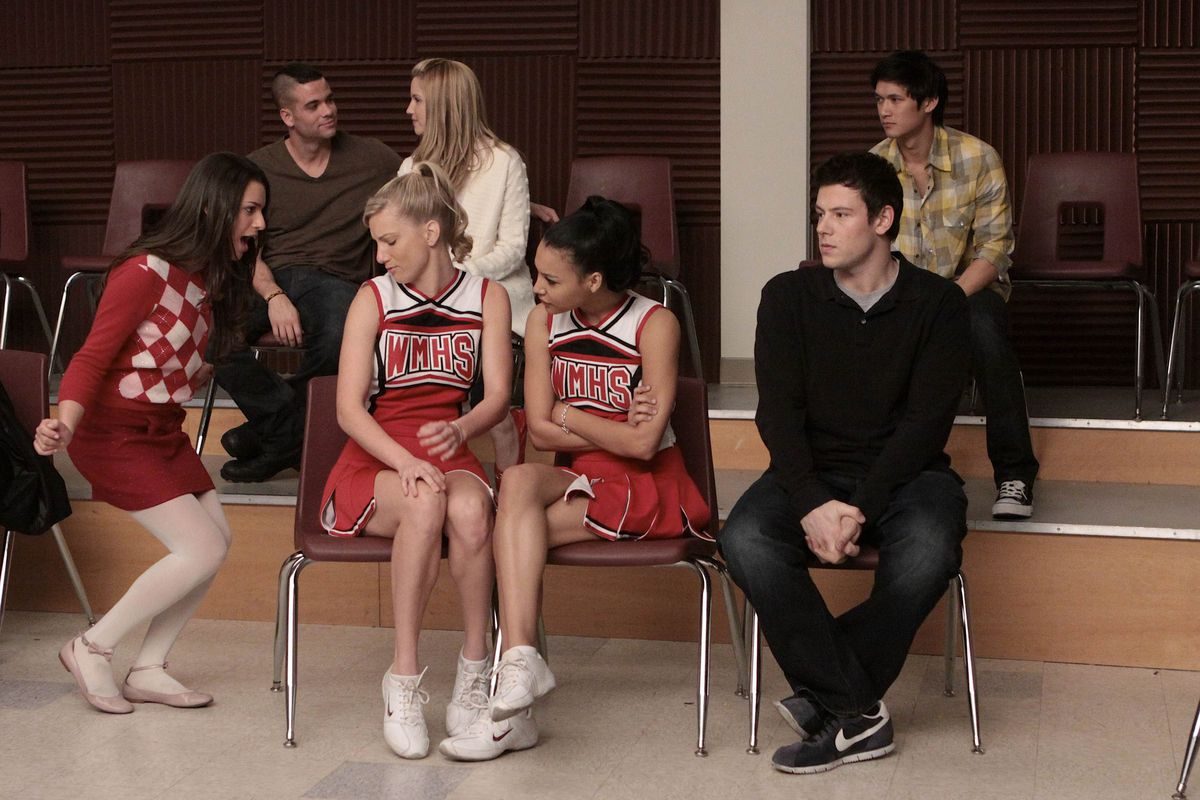 pinpoint  exact moment glee  bad vox