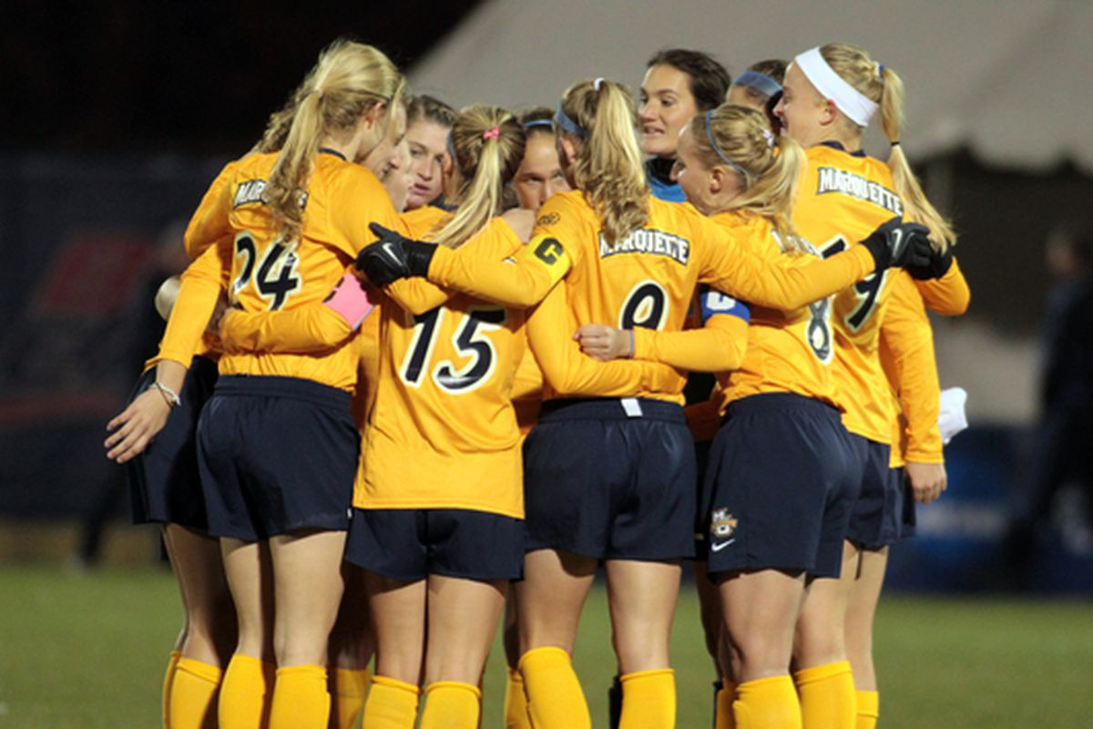 Women's soccer looks to win their sixth straight regular season Big East title in 2014.