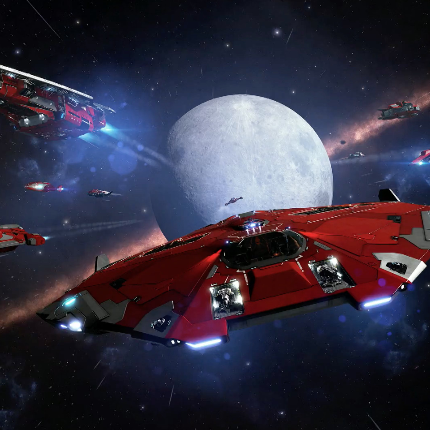 More than 4,600 Elite: Dangerous players will embark on an