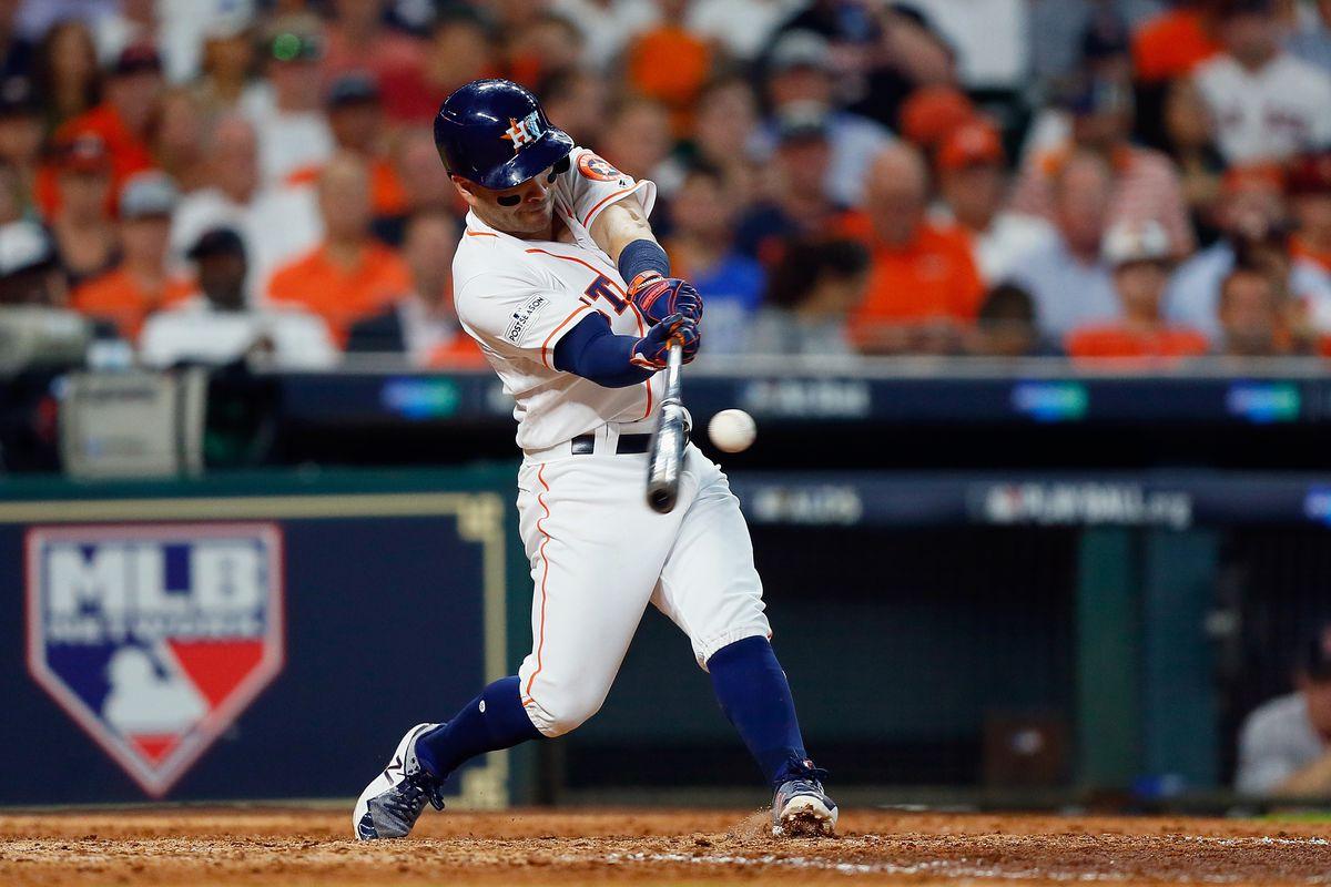 Astros ALDS Game 1 Recap: Jose Altuve has a historic day