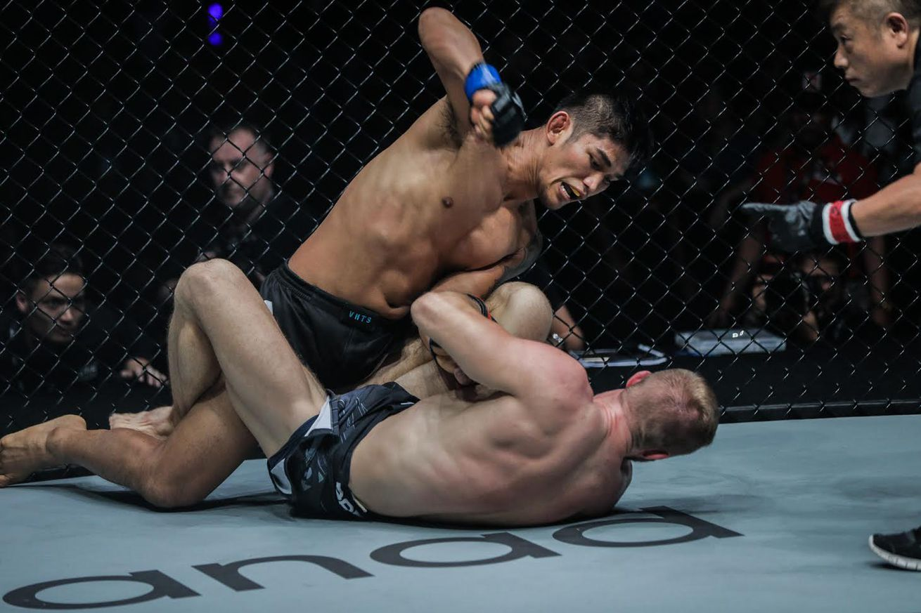 Aung La N Sang captures middleweight title at ONE: 'Light of a Nation'