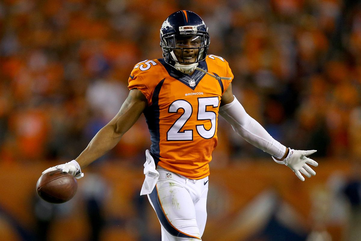 Chris Harris Jr Will Be Back As Broncos Exercise 1 1 Million