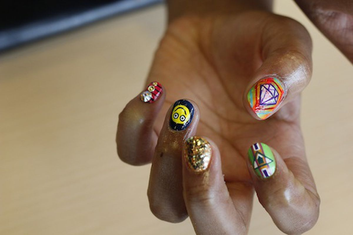 Meet Chicago\'s Most Badass Nail Artists: AstroWifey, Spifster, and ...