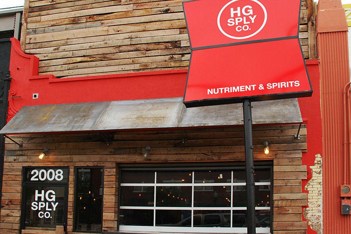 HG Sply Co. in Dallas.