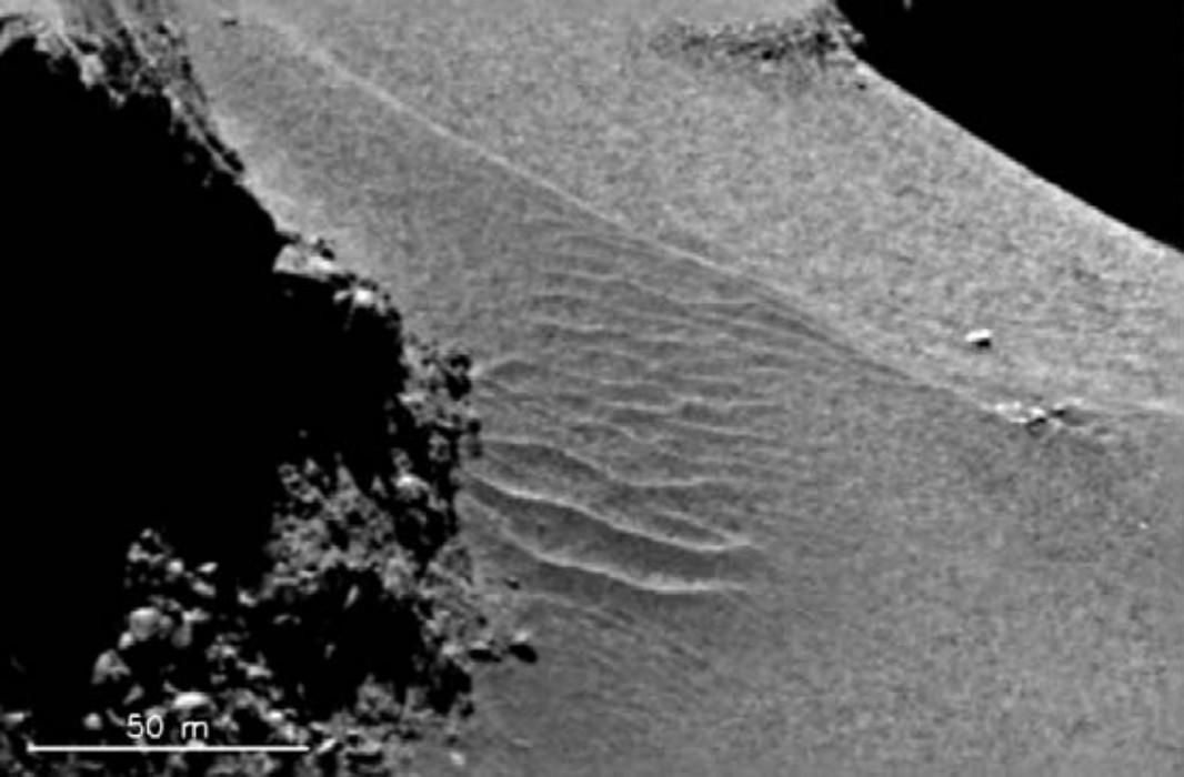 rosetta dunes