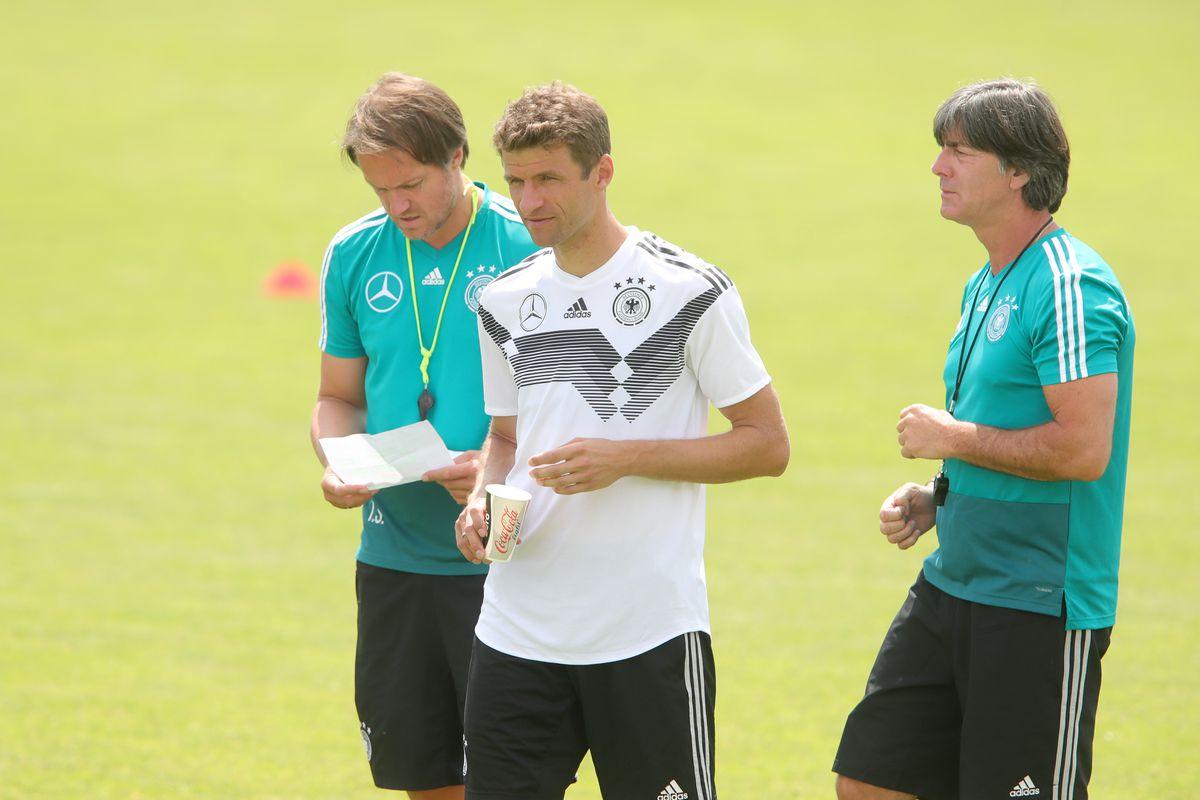Allemagne - Camp d'entraînement du Tyrol du Sud, jour 9