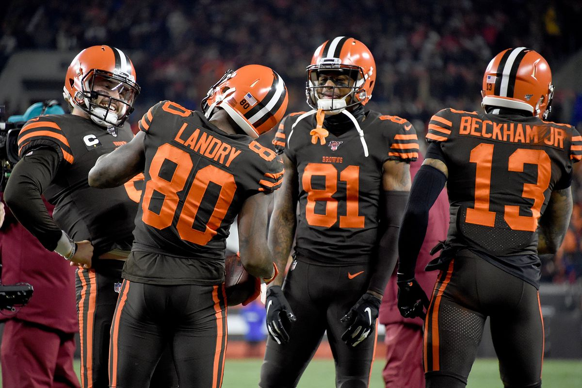 Browns Vs Steelers Final Score Cleveland Wins 21 7 On