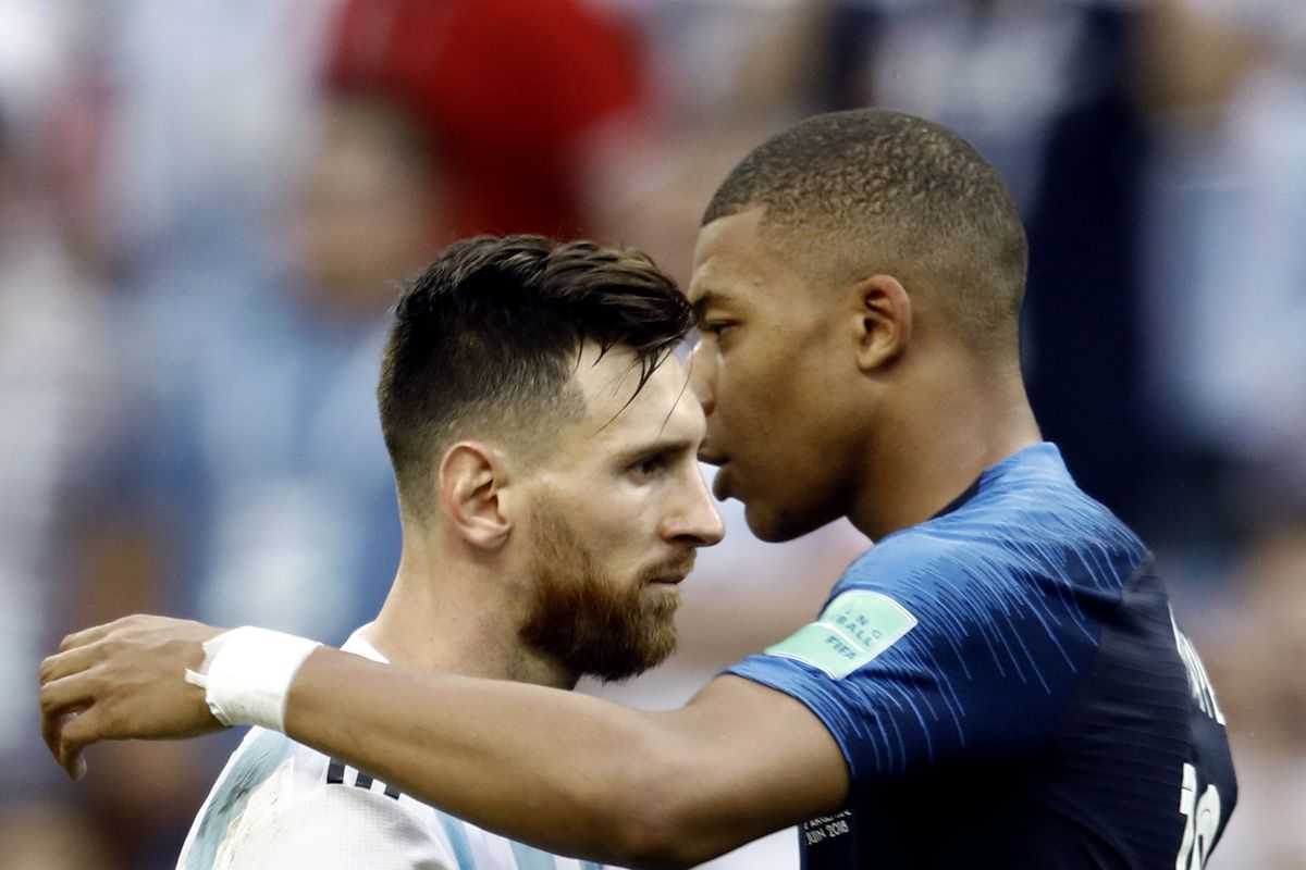 Lionel Messi backed to win Ballon d'Or by Kylian Mbappe