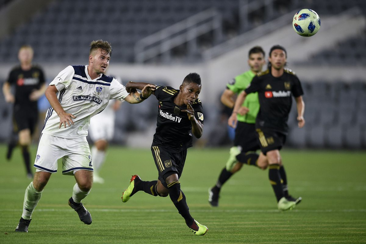 MLS: U.S. Open Cup-Los Angeles FC vs Fresno