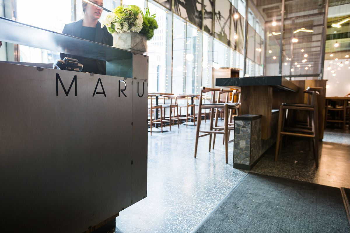 Former Servers File Lawsuit Against Maru Sushi For Alleged Illegal