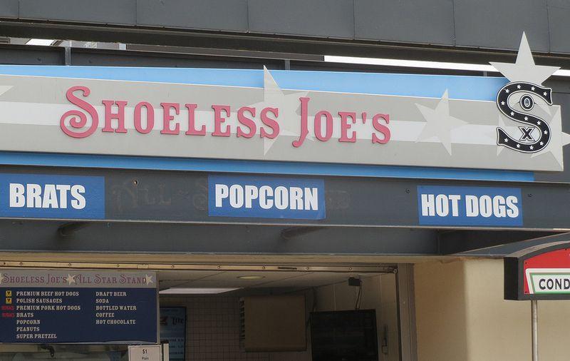 Shoeless Joe Stand