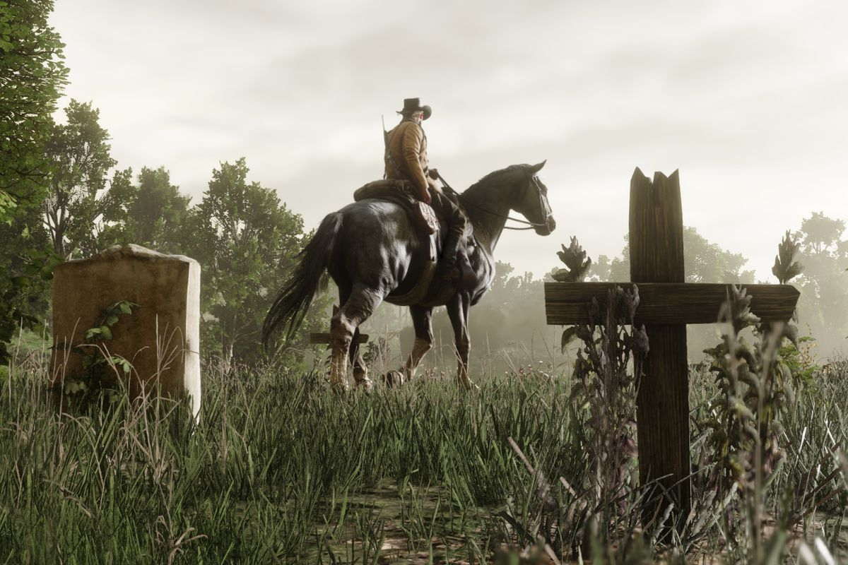Red Dead Redemption 2's online mode coming in November as a public