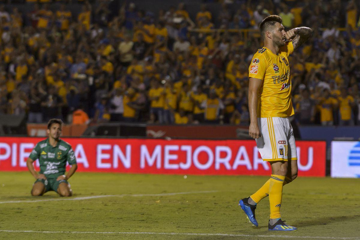 167eda5f286 2018 Liga MX Apertura match preview - Tigres UANL vs. Club Tijuana ...