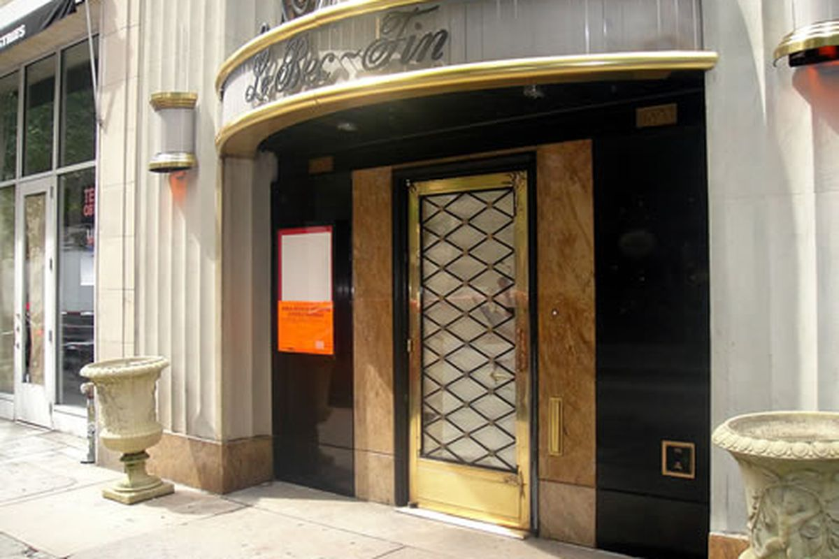 Le Bec Fin has fired chef Walter Abrams.