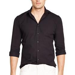 """Poplin sport shirt, $88 (was $295) <a href="""" http://www.ralphlauren.com/home/index.jsp?ab=global_logo"""">Ralph Lauren</a>"""