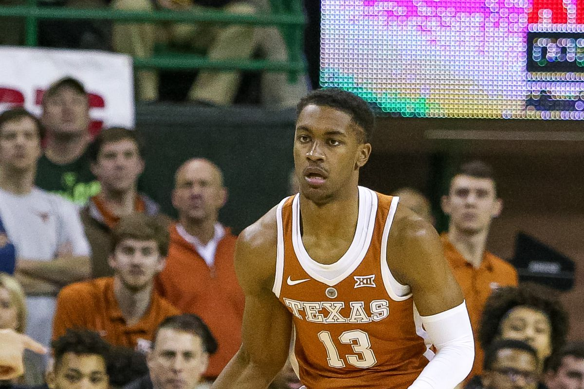 NCAA Basketball: Texas at Baylor