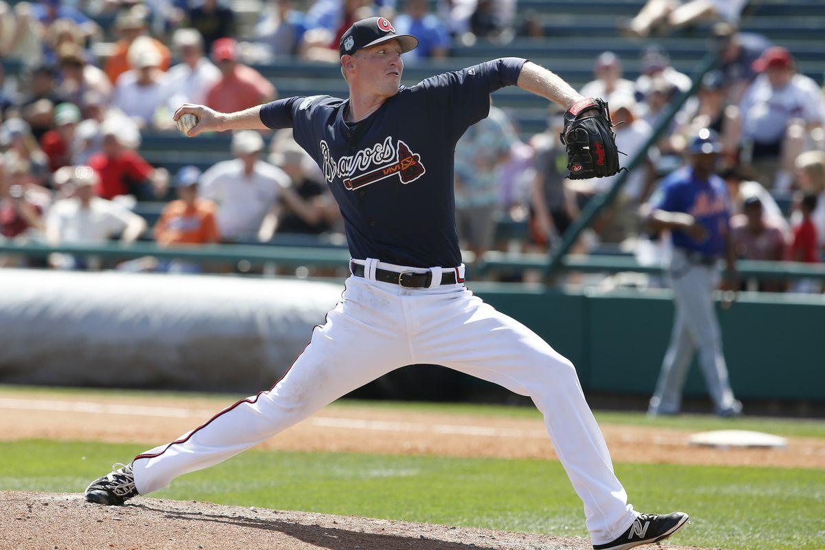 MLB: Spring Training-New York Mets at Atlanta Braves