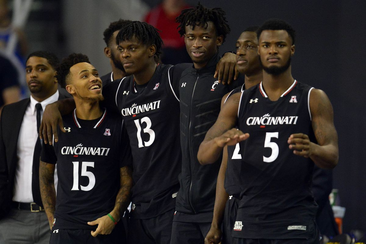 info for d3165 009c4 Nine Predictions for 2018-19 Cincinnati Bearcats Basketball ...