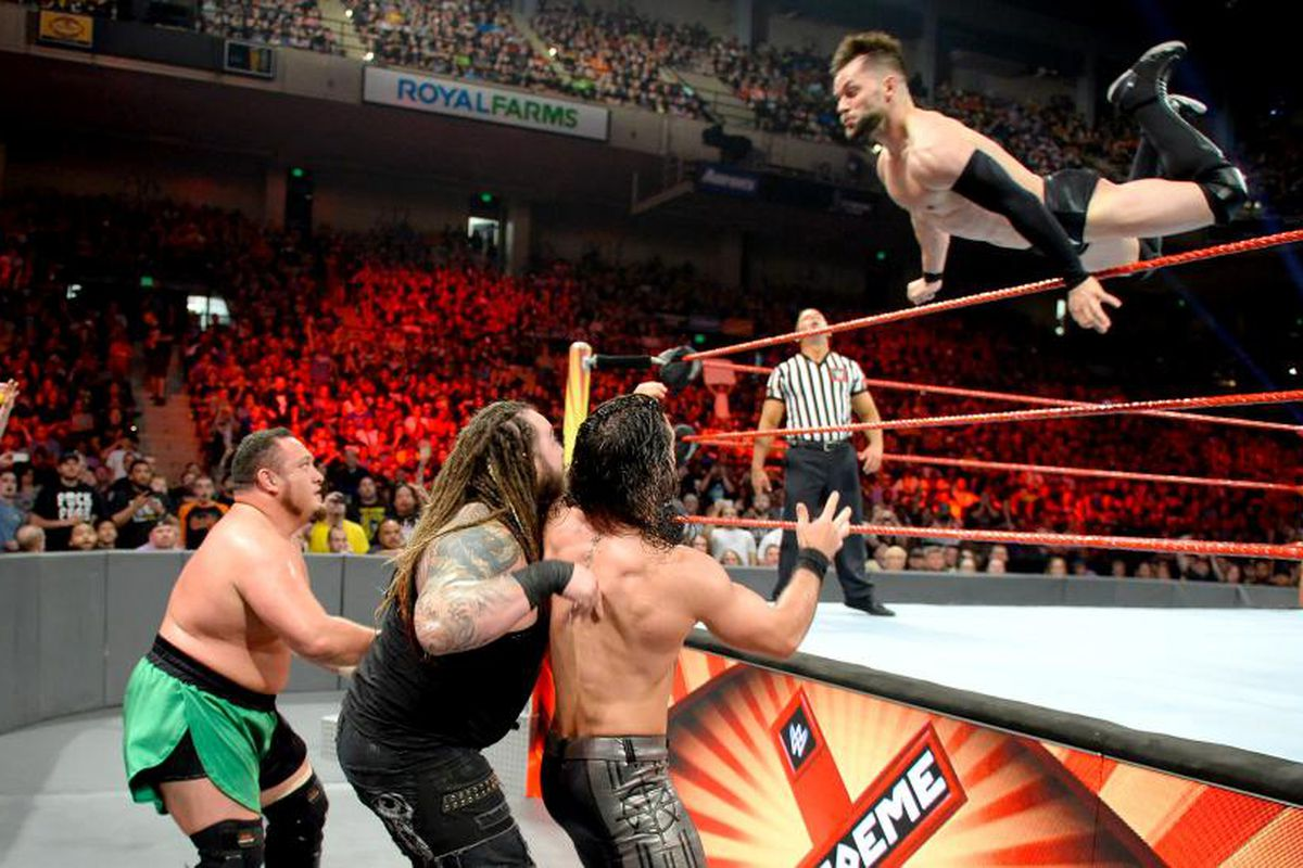 Watch WWE Extreme Rules 2017