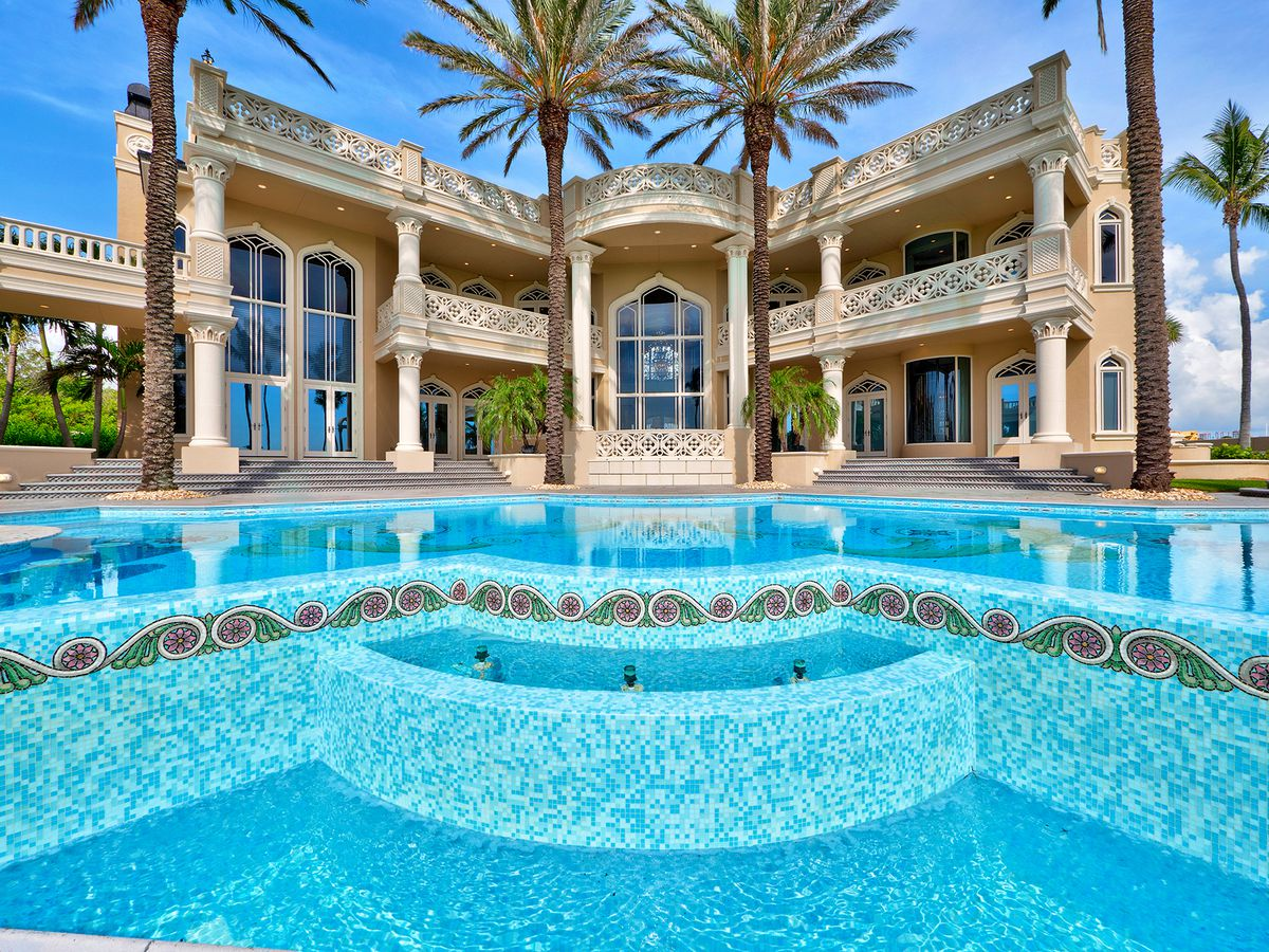 20m Florida Beach Mansion Heads To Auction Curbed Miami