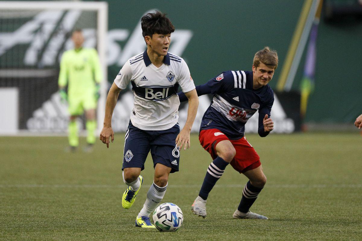 SOCCER: FEB 19 MLS Preseason - New England Revolution v Vancouver Whitecaps