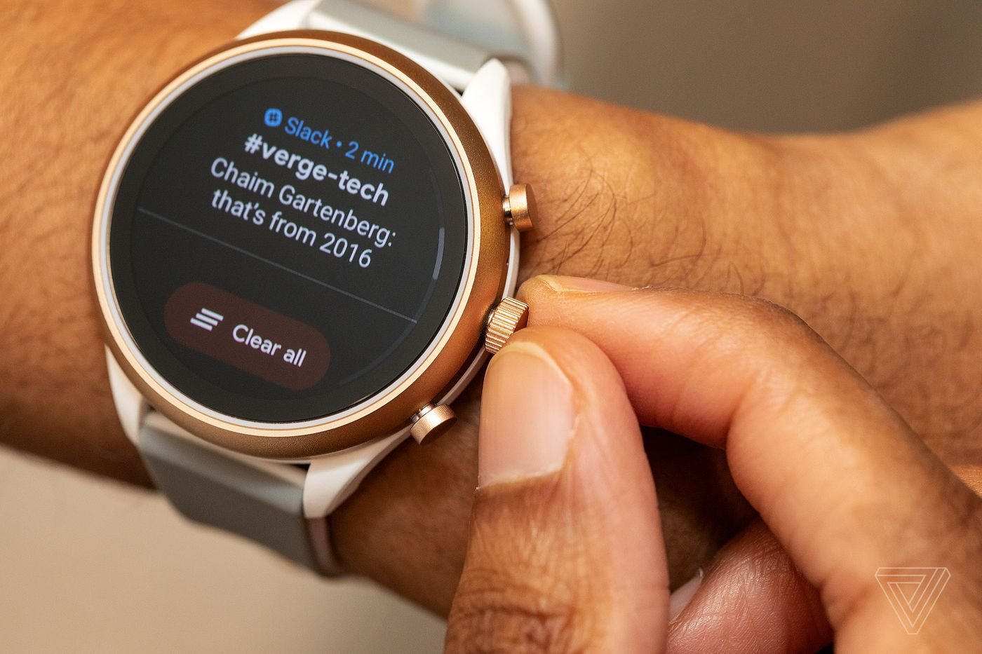 f6bae5bf7 Fossil Sport Smartwatch review: new watch, same old tricks - The Verge
