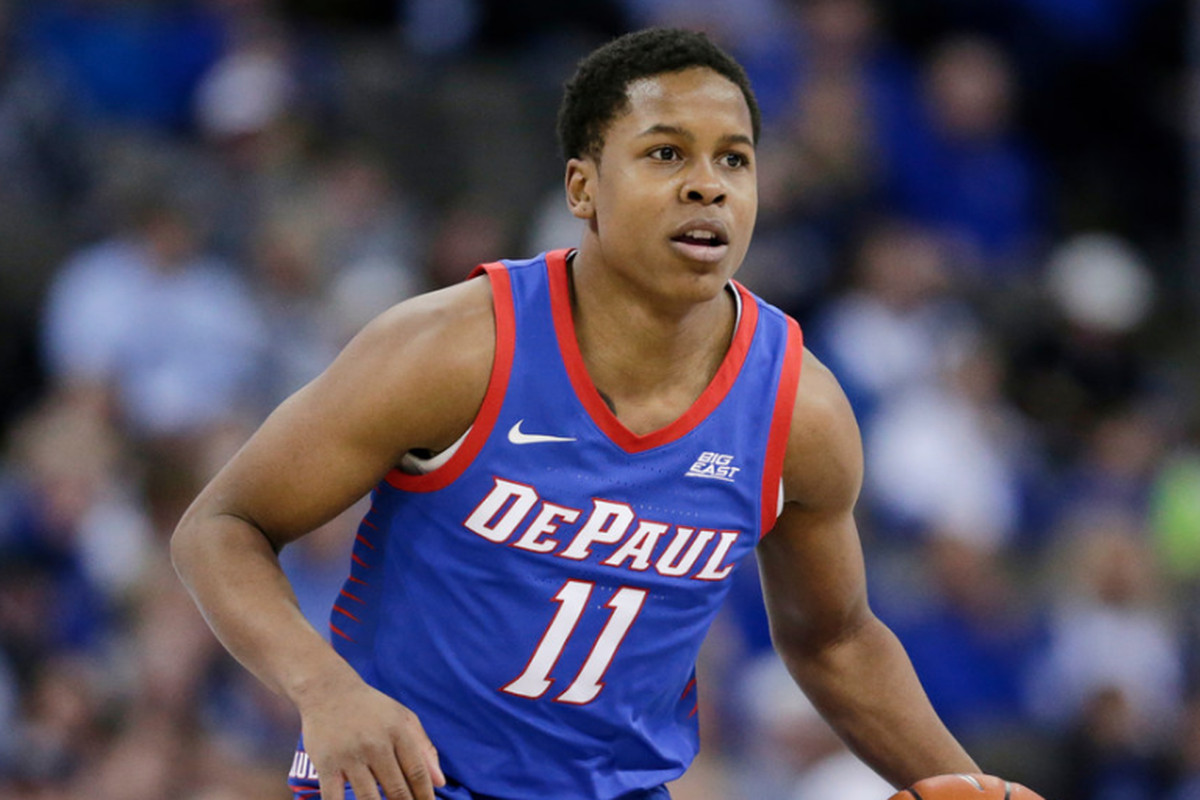 DePaul Guard Charlie Moore Transferring to Miami