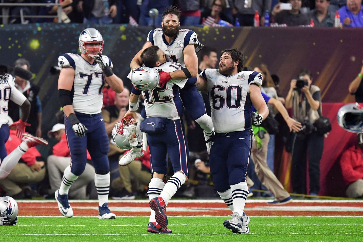 Super Bowl 2017 Final Score Patriots Beat Falcons In