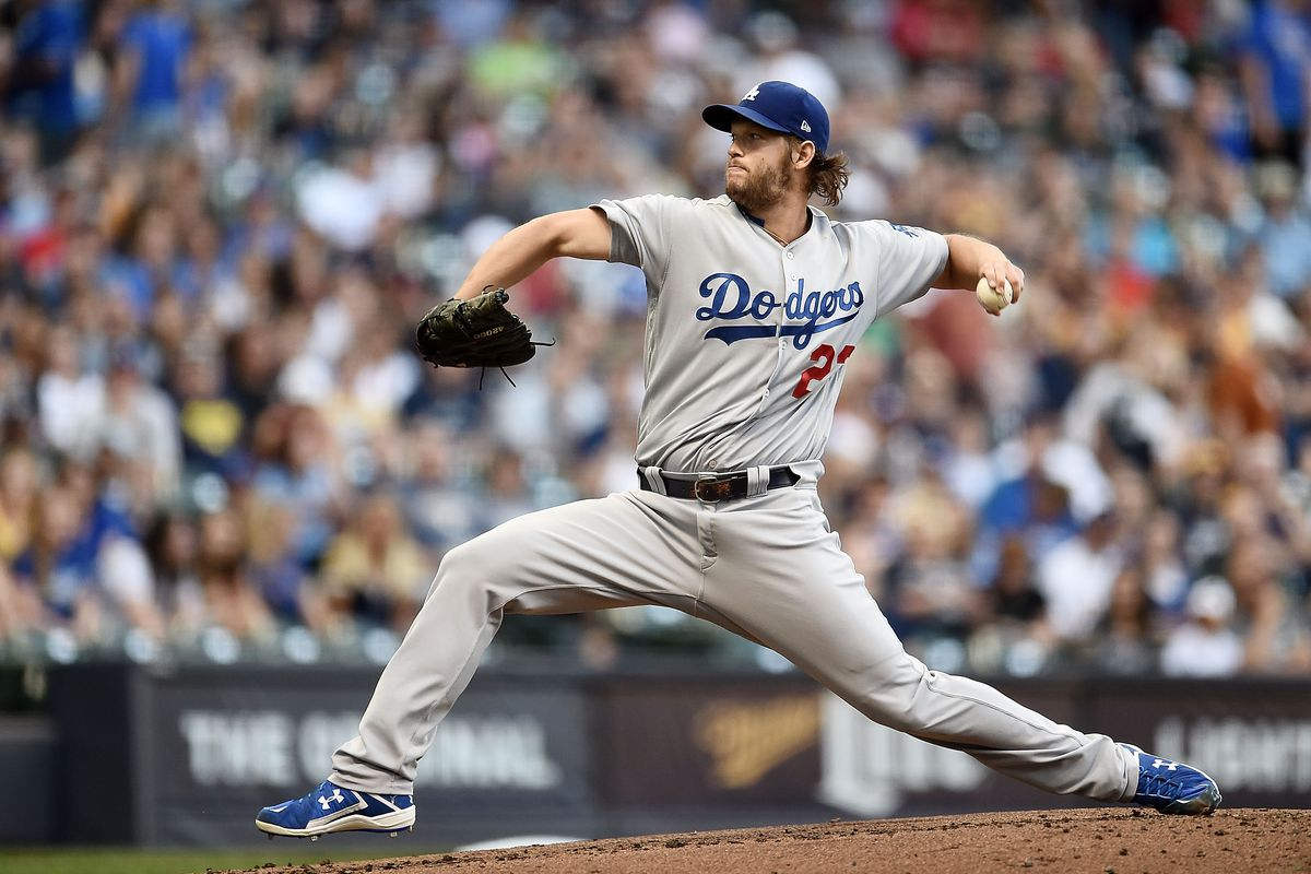 Clayton Kershaw is 5th-youngest to reach 2,000 strikeouts - True Blue LA