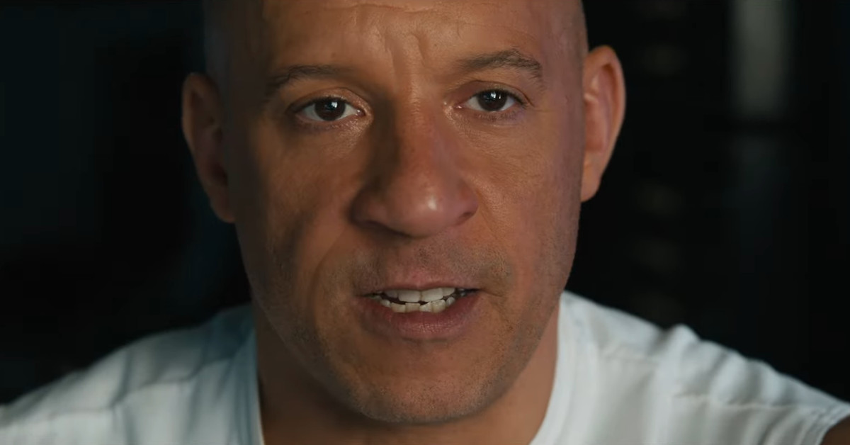 F9 gets a fast and furious new trailer ahead of its June 25th debut