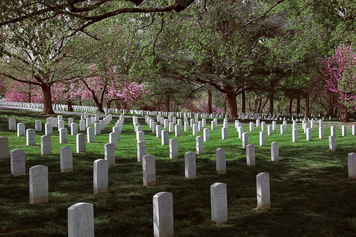 """Remembering our fallen service men and women. (via <a href=""""http://www.flickr.com/photos/23165290@N00/7052173977/"""">dctim1</a>)"""