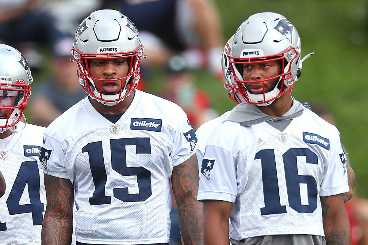 New England Patriots Training Camp Day 2
