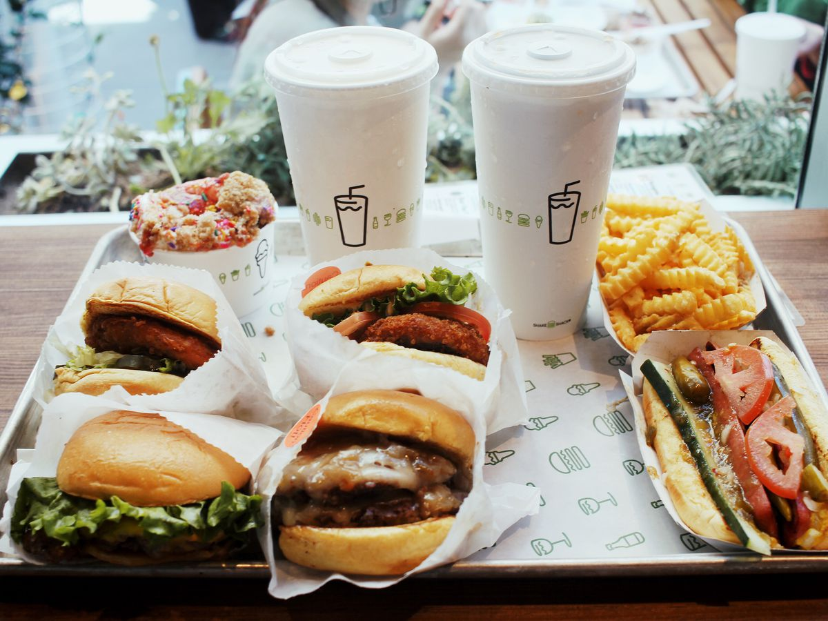 Shake Shack Money Shot