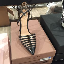 Gianvito Rossi heels, $380 (were $950)