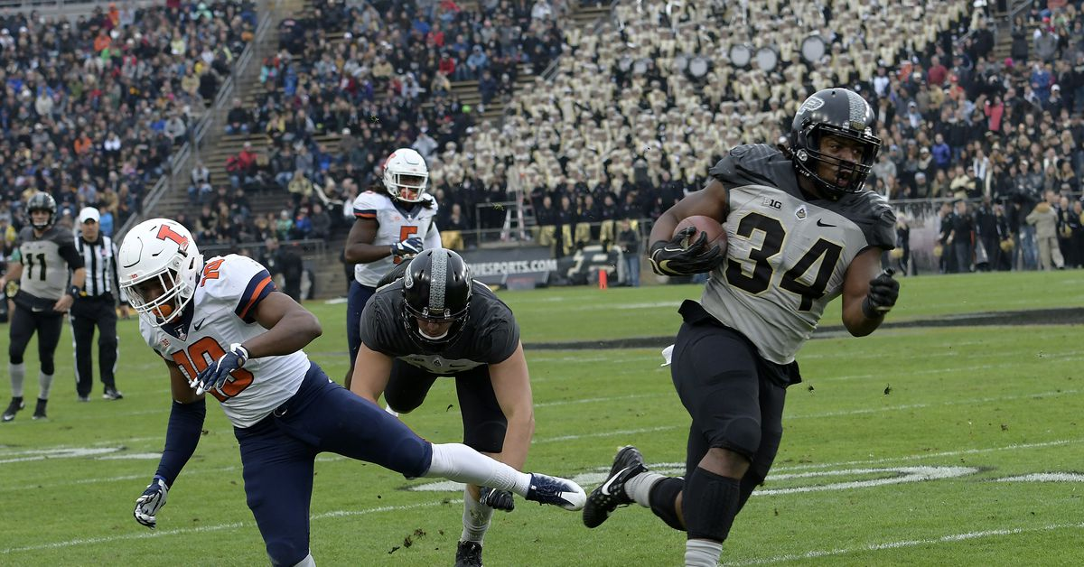 34 Days To Purdue Football: Richie Worship & Jonah