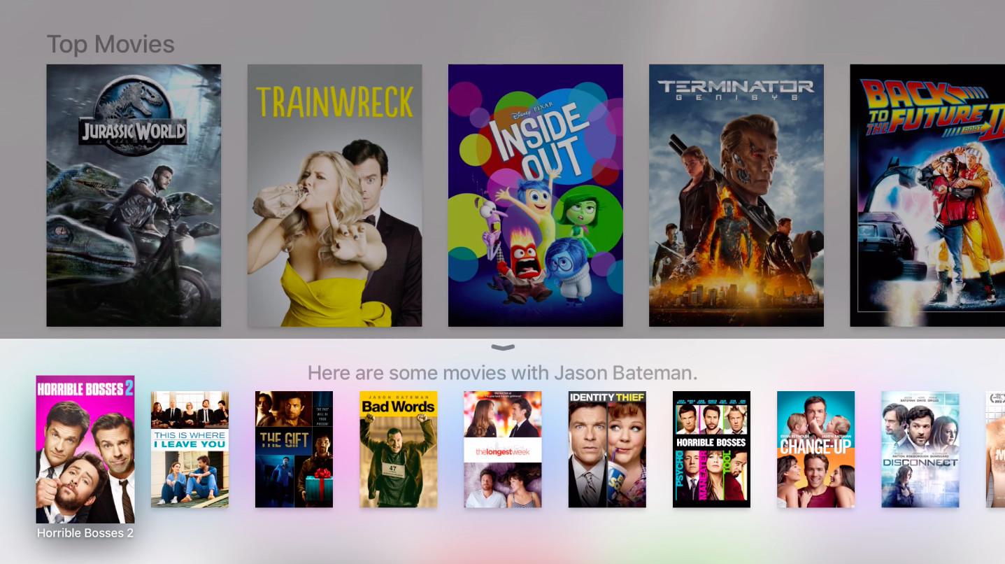 Apple tv review the verge apple tv search malvernweather Gallery