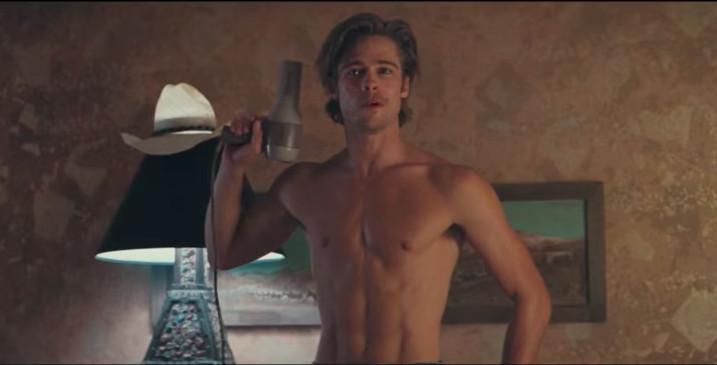 Brad Pitt in Thelma & Louise