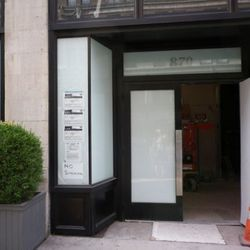 """Celine <a href=""""http://ny.racked.com/archives/2011/09/02/madison_ave_celine_update.php"""" rel=""""nofollow"""">should</a> open on Madison and 71st just in time for the holidays."""