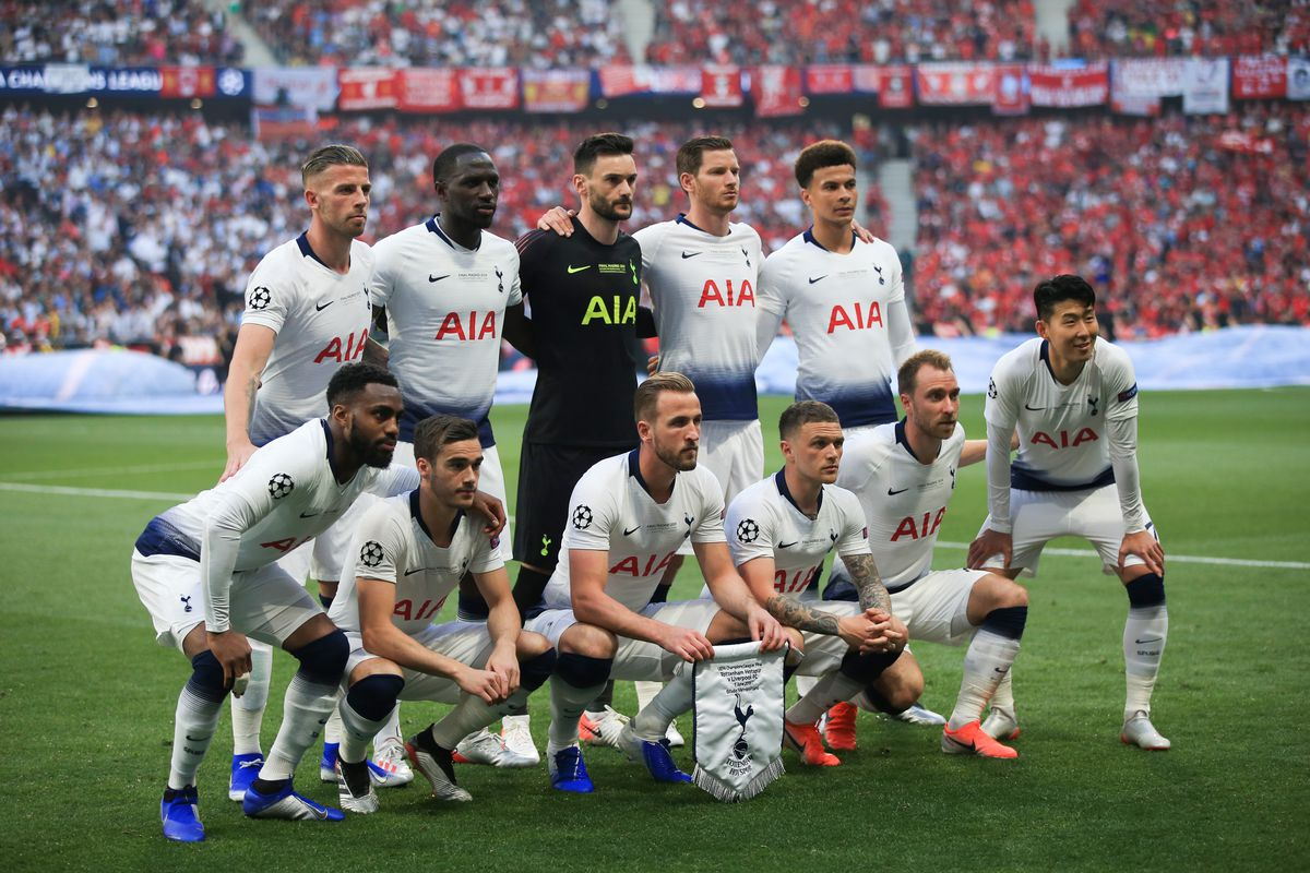 Tottenham Confirm Uefa Champions League Roster For 2019 20 Group Stage Cartilage Free Captain