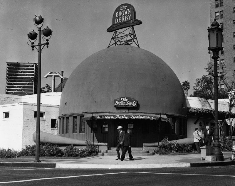 The Weird Roadside Architecture Of Los Angeles Curbed La