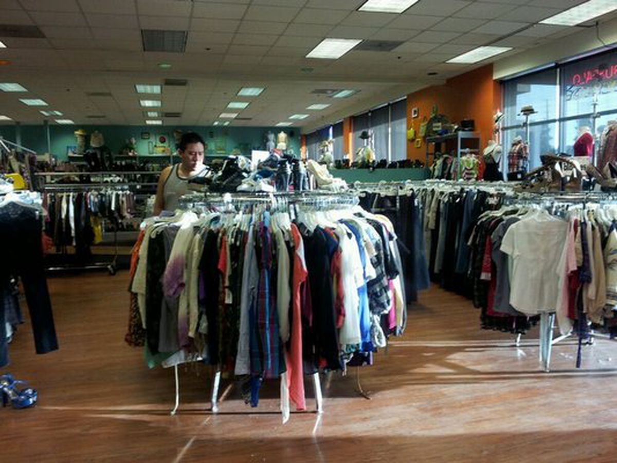 Clothing consignment stores las vegas