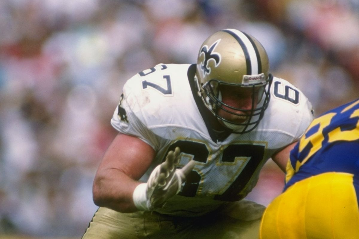 72869e2e Countdown to New Orleans Saints Kickoff: A History of No. 67 - Canal ...