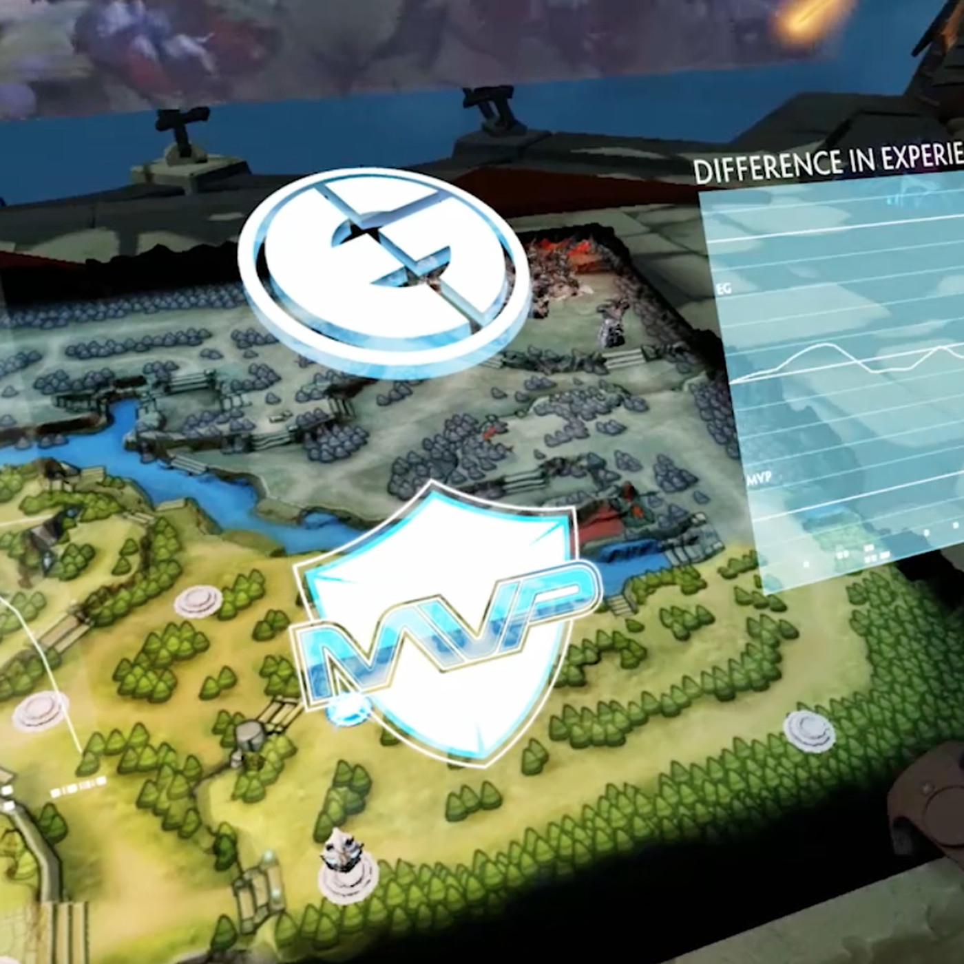 Valve will let you watch Dota 2 games in virtual reality